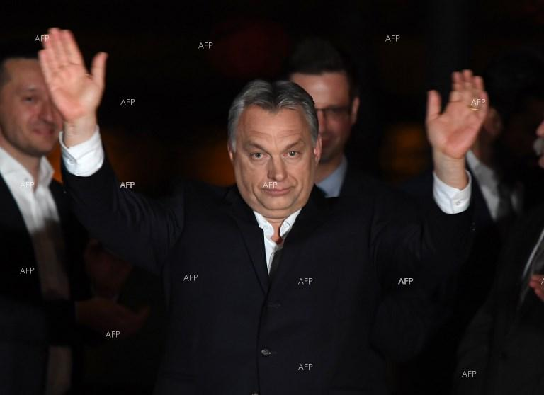 Orban and the autocratic spring