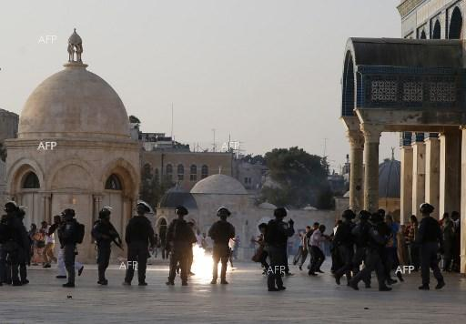 For Palestinians, a double win after al-Aqsa mosque protests