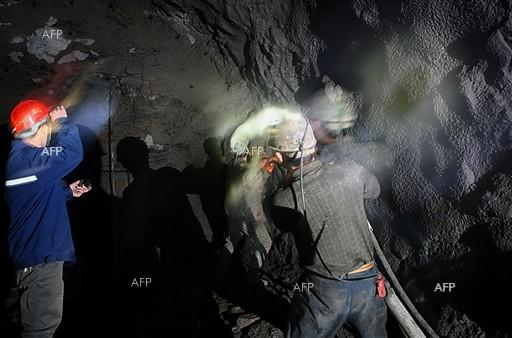 AFP:Mining accident in China kills 19, two remain trapped
