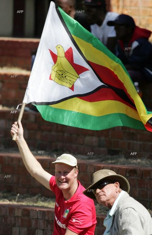 AFP: Mnangagwa sworn in as Zimbabwe's new president