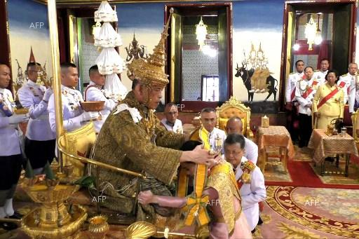 King Rama X, Thailand. May 4, 2019