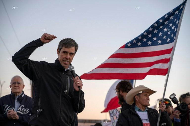 Beto O'Rourke joins Democrats presidential primary race. March 14, 2019;