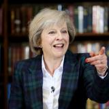 Theresa May said 'nothing has changed' after her dementia tax U-turn. Oh yes it has