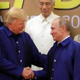 Picture: AFPVOA: With Trump-Putin Summit, Russia Eyes Return to Global Power Status