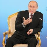 Putin says no regrets over actions in Crimea
