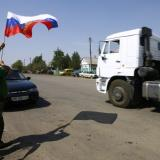 First aid lorries returning from Ukraine to Russia: OSCE