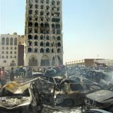 Baghdad car bomb blast kills at least 3: police