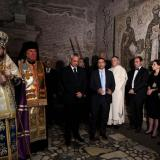 Bulgarian delegation led by Culture Minister, bows at tomb of St. Cyril in Rome