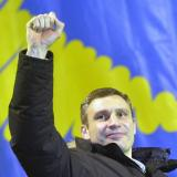 Vitali Klitschko informs French President of Ukraine's aspiration for civilised relations with Russia
