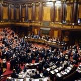Picture: AFPAFP: Italy delays no-confidence debate in rowdy Senate session
