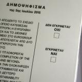 'No' Vote at Greferendum Leading With Margin of 4-8% - Opinion Poll