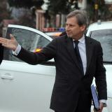 Picture: AFPJohannes Hahn: Serbia, Montenegro accession by 2025 is 'ambitious'