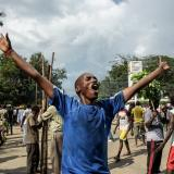 Polling stations officially open in controversial Burundi elections