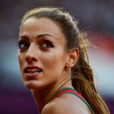 Athletics: Bulgaria's Ivet Lalova finishes 7th Beijing 200 m final
