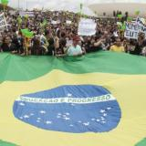 Brazil congress approves deficit spending proposed by interim government