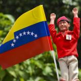 Thousands march in Venezuela over economic crisis, shortages
