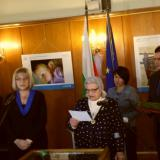Bulgaria National Assembly chair receives unique Ilinden–Preobrazhenie Uprising flag