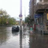 Bulgaria's capital tackles post-hailstorm damages (ROUNDUP)
