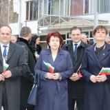 Bulgaria's CEDB – Pernik joins marking of Liberation Day