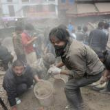 Frantic search for Nepal quake survivors as toll hits 1,800