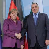 Bulgarian PM Borisov will meet German chancellor Angela Merkel today