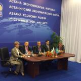 Bulgarian Economy Minister opened Bulgarian-Kazakh Chamber of Commerce in Astana