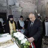 Bulgarian PM in Facebook: San Clemente basilica served service in memory of Saint Cyril