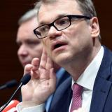 "Finnish PM: ""We are no longer an island"""