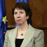 Catherine Ashton calls armed units in Ukraine to put down arms