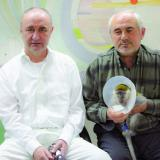 Dr Andrey Andreev: Regaining eyesight is a big magic and Nelson the monkey is really lucky in this regard