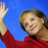 AFP: Merkel re-elected by party to lead it into 2017 polls