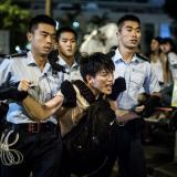 China detains activists for supporting Hong Kong protests: rights group