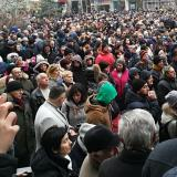 Plovdiv: Protest in support of Dr. Ivan Dimitrov, arrested for murder of 38-year-old man