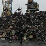 Bulgaria police bust 1.5 tons of illegal metal crap