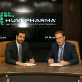 The Rohatyn Group Completes Sale of 36.6% Huvepharma Stake to Advance Properties