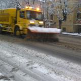 Source: Focus Information AgencyRoad Agency: Over 350 snow clearing machines working on roads, drivers should beware glaze ice