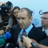 President Rumen Radev makes positive assessment of parliamentary election organisation