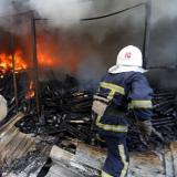 At least 16 die in fire at Ukraine home for elderly