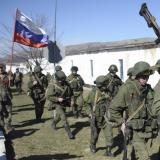 Armed men block OSCE military observers entry to Crimea