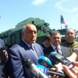 Bulgaria PM: Interior, defence ministries asked for BGN 204 mln to secure borders in 2015