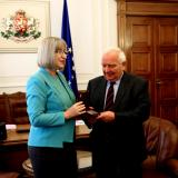 EPP President on visit to Bulgaria (ROUNDUP)