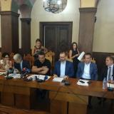 Burgas governor: No threat to environment or beach visitors after fuel oil leak from sunken ship near Sozopol