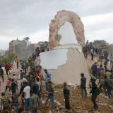 Nepal quake toll rises to 4,310: official