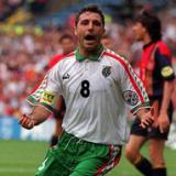 Bulgaria plan May 20 tribute for Hristo Stoichkov's 50th birthday: ESPN