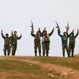 Reuters: Syrian army says it takes town near Hama