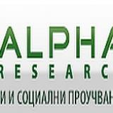 Boryana Dimitrova with Alpha Research: Big part of Bulgarians support government's actions