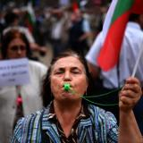 Protesters in Bulgaria capital leave demonstration