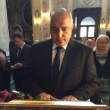 Bulgaria PM attends public prayer in Saint Paul Basilica in Rome (ROUNDUP)