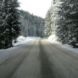 Agency Road Infrastructure advise drivers to travel only if their vehicle is prepared for winter driving conditions