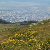 Weather in Bulgaria isgood for mountain tourism